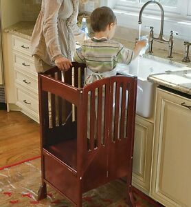 ... One Step Ahead Kids Kitchen Helper Safety Tower