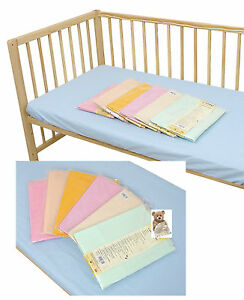 Cot Bed Fitted Sheet Pattern
