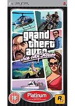 Grand Theft Auto: Vice City Stories (Platinum) (Sony PSP, 2008) - European...