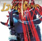 Everything Is Possible: The Very Best of Living Colour by Living Colour (CD, Jan-2006, BMG (distributor))