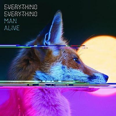 EVERYTHING EVERYTHING - MAN ALIVE CD