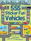 555 Sticker Fun Vehicles by Susan Mayes (Paperback, 2013)