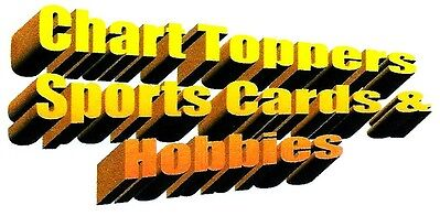 Chart Toppers Sports Cards