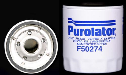 Fuel Filter Purolator F50274