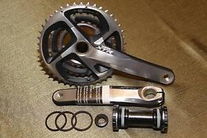 NEW-Shimano-XTR-FC-M980-Dyna-Sys-034-Trail-034-Bike-Crankset-BB-42-32-24T-175mm-3x10