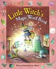 The Little Witch's Magic Word Book by Lieve Baeten (Board book, 2012)