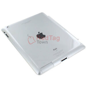 Clear-Crystal-Hard-Back-Case-Work-with-Smart-Skin-Cover-For-iPad-2-iPad-3rd-New