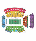 Virginia Tech Hokies Football vs Virginia Cavaliers Tickets 11/24/12 (Blacksburg)