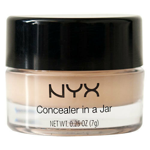"1 NYX Concealer Jar CJ ""Pick Your 1 Color"