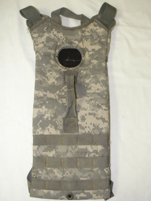 ACU MOLLE II HYDRATION CARRIER Backpack GENUINE US Military Issue Digital Camo