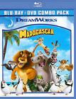 Madagascar (Blu-ray/DVD, 2010, 2-Disc Set, WS)
