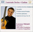 Mario Castelnuovo-Tedesco - Castelnuovo-Tedesco: Works For Guitar (2000)