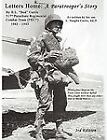 """Letters Home, A Paratroopers Story by L. Vaughn Curtis and H. L. """"Bud"""" Curtis (2010, Paperback)"""