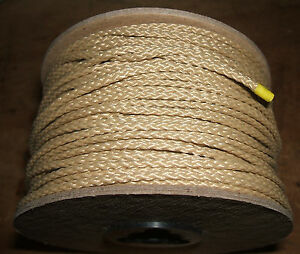 3-32-x-200-Diamond-Braid-Sand-Tan-Polyester-Dacron-Cord-Twine-String