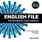 English File: Pre-Intermediate: Class: The Best Way to Get Your Students Talking by Paul Seligson, Christina Latham-Koenig, Clive Oxenden (CD-Audio, 2012)