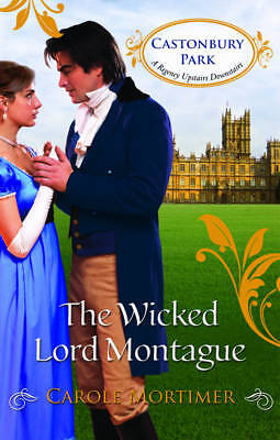 The Wicked Lord Montague by Carole Mortimer (Paperback, 2012)