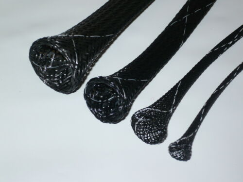 """1//8/"""" patterns braided expandable sleeving choose the length."""