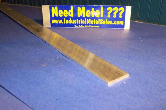 6 Pieces  6061 T651 Aluminum Flat Ba Combo Pack