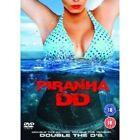 Piranha 3DD (DVD, 2012)