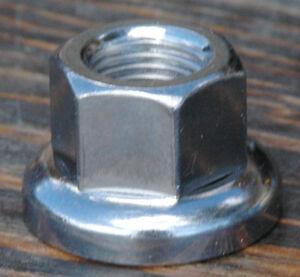 Fixie-Bike-10mm-x1-Rear-Axle-Nut-Flip-Flop-Fixed-Gear-Track-Bicycle-Hub-Nuts