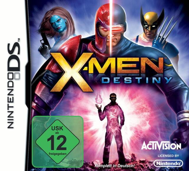 X-Men: Destiny - mit OVP und eingeschweißt - (Nintendo DS, 2011)