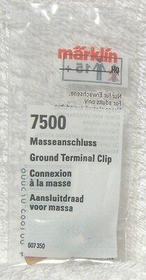 Marklin 7500 K rail massa - aansluiting volledig nieuw in verpakking