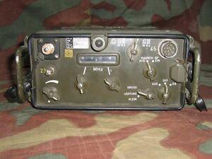 SEM-35-Ricetrasmettitore-MILITARE-Frequenza-da-26-69-95-Mhz-in-FM-SURPLUS
