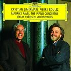 Maurice Ravel - Ravel: The Piano Concertos (1999)