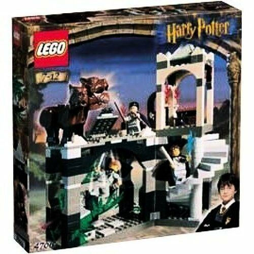 Lego Potter Forbidden Corridor New Sealed Harry Oucori7068 Lego
