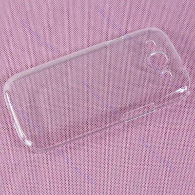 For Samsung Galaxy S3 i9300 Ultra Thin Crystal Clear Hard Back Skin Case Cover