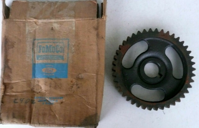 1960 Up Small Fomoco Products 42 Tooth Cam Shaft Sprocket C0DE-6256-A