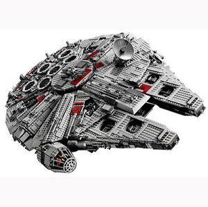 millennium falcon lego  LEGO Star Wars Ultimate Collector's Millennium Falcon (10179)