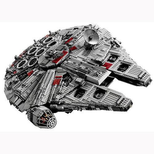 Lego Star Wars Ultimate Collectors Millennium Falcon 10179 Ebay