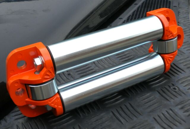 Roller Fairlead STAINLESS STEEL No More Rusty Rollers™ Winch Fairlead
