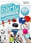 Great Party Games (Nintendo Wii, 2010) - European Version