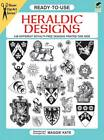 Ready-to-Use Heraldic Designs by Maggie Kate (Paperback, 1998)