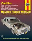 Repair Manual Haynes 21030