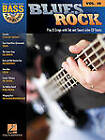 Bass Play-Along: Blues Rock: Volume 18 by Hal Leonard Corporation (Paperback, 2011)