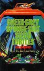 Green-Grey Sponge-Suit Sushi Turtles #[nn] (1990, Mirage)
