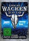Various Artists - Wacken 2010 (Live at Wacken Open Air Festival/Live Recording/+DVD, 2011)