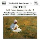 Benjamin Britten - Britten: Folk Song Arrangements, Vol. 2 (2005)