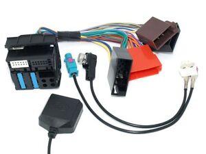 AUDI-RNS-E-Kit-Plug-amp-Play-Adapter-Antenna-Adapter-GPS-Antenna-A3-A4-A6-TT