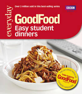 Good food easy student dinners triple tested recipes by barney stock photo forumfinder Images
