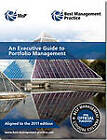 An Executive Guide to Portfolio Management by Great Britain: Cabinet Office (Paperback, 2012)