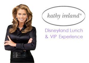 Kathy-Ireland-Disneyland-Lunch-VIP-Experience