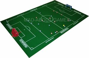 Subbuteo paul lamond pitch new football soccer game toy for Championship league table 99 00