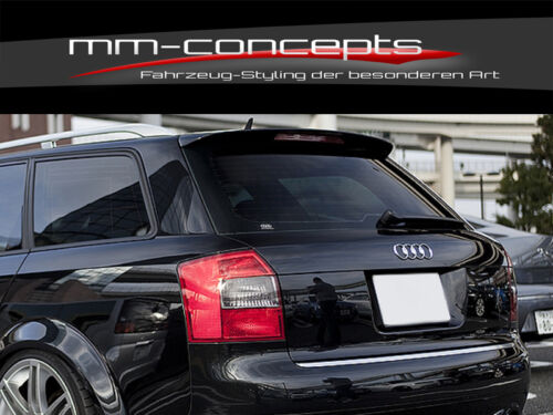 Audi A4 S4 RS4 Avant Kombi Dachspoiler Typ 8e / B6 Dach Spoiler Heck