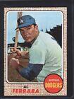 1968 Topps Ferrara #34 Baseball Card