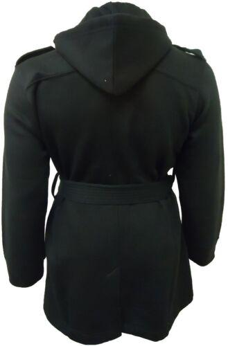 26 Hiver Femmes Veste Capuche Taille 12 Manteau Militaire Ceinturée Grande Pour pqAw4cZxWv