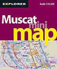 Muscat Mini Map: MUS_MMP_3 by Explorer Publishing and Distribution (Sheet map, folded, 2012)